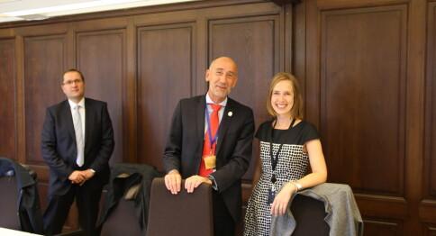 Nybø vil ha meir havforsking og likestilling i EUs rammeprogram