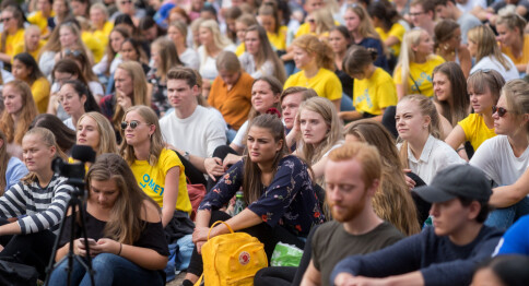 SHoT 2018: Nye tall for studenters helse og trivsel
