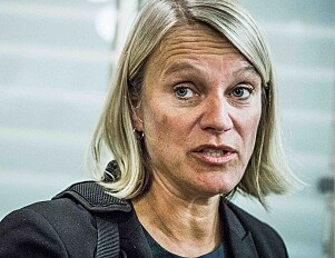Nina Sandberg. Foto: Siri Øverland Eriksen