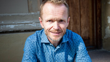 Kristian Steinnes - NTNU. Foto: Runhild Heggem