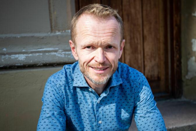 Kristian Steinnes, professor og tidligere tillitsvalgt, NTNU. Foto: Runhild Heggem