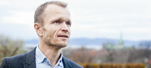 Forskerforbundet sier nei til å gi økonomisk bistand til Steinnes