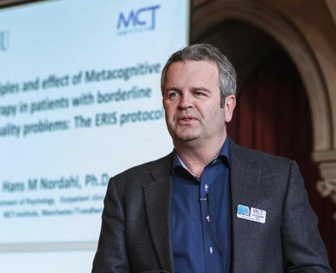 Hans M. Nordahl. Foto: MCT Institute