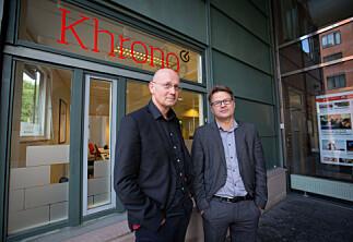Universitetene i Oslo og Stavanger vurderer også samarbeid om Khrono