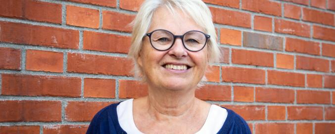 Bente Abrahamsen, professor ved Senter for profesjonsstudier, OsloMet. Foto: Runhild Heggem