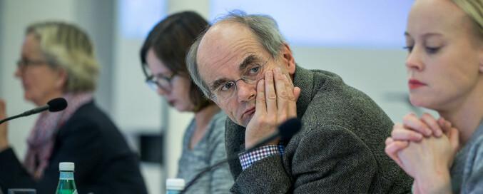 Filosofiprofessor og UiO-styrerepresentant Olav Gjelsvik. Foto: Ketil Blom Haugstulen