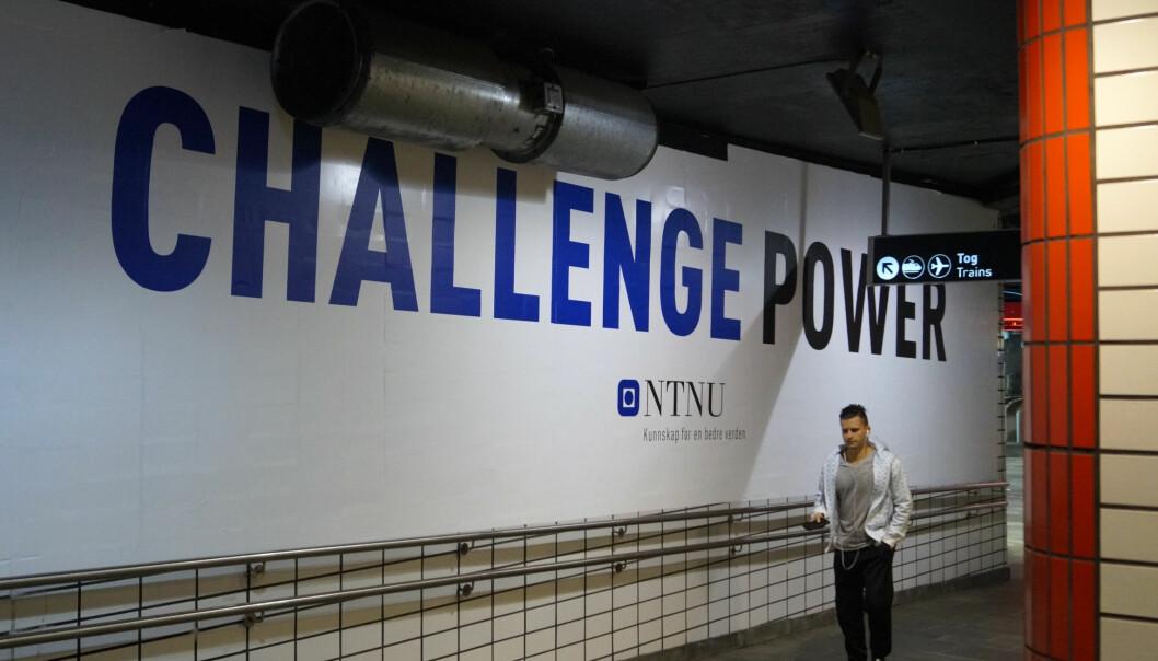 Er det sannferdig å forsøke å selge inn en historie om at NTNU ønsker å bli utfordret, spør førsteamanuensis Eirik Sundby ved NTNU. Foto: Brage Lie Jor
