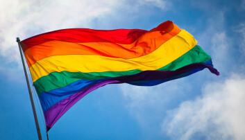 NTNU snudde om regnbueflagg
