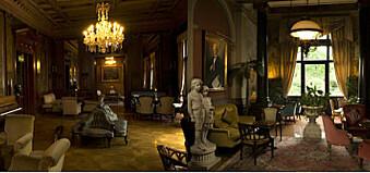 Akademiets hus ble i sin tid bygd av statsråd Hans Rasmus Astrup (1831-1898). Villaen på Drammensveien sto ferdig i 1887, men ble overtatt av Akademiet i 1911. Foto: Akademiet