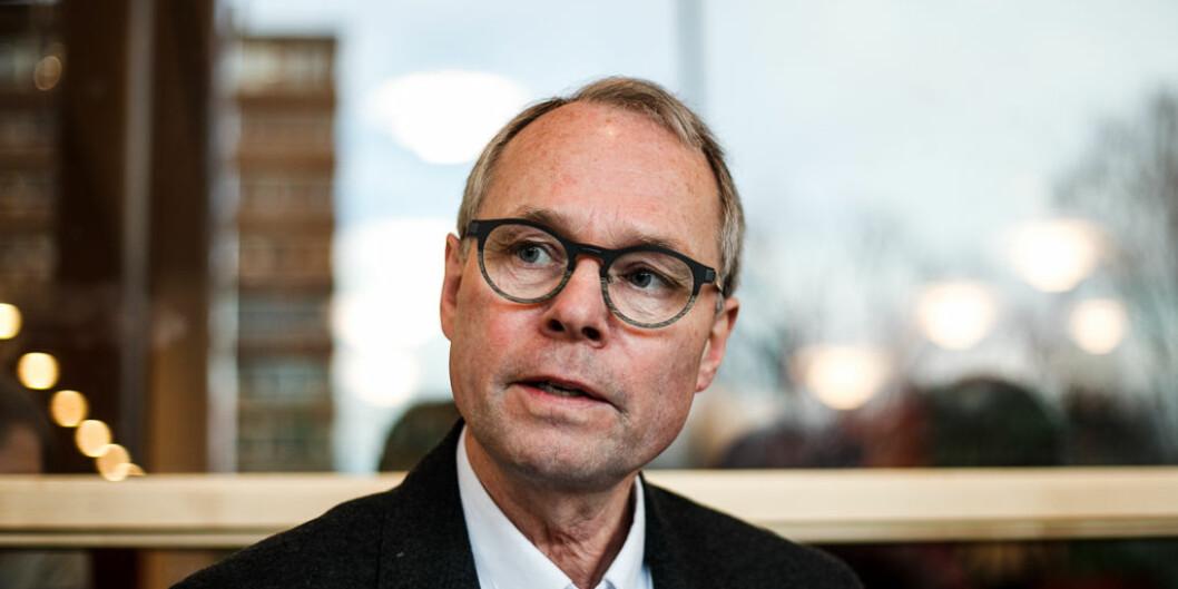 90210080 Ledelsen for Det Norske Vitenskaps-Akademiet , med blant annet påtroppende  preses Hans petter Graver