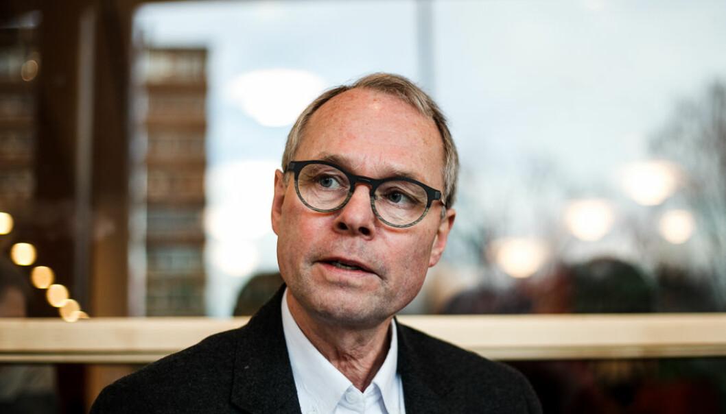Mange mener at denne ordningen er viktig nettopp for at institusjonenes faglige ledere skal beholde sin faglige identitet, skriver Hans Petter Graver. Foto: Nicklas Knudsen