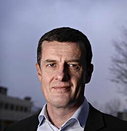 Professor Klaus Mohn,. Foto: UiS