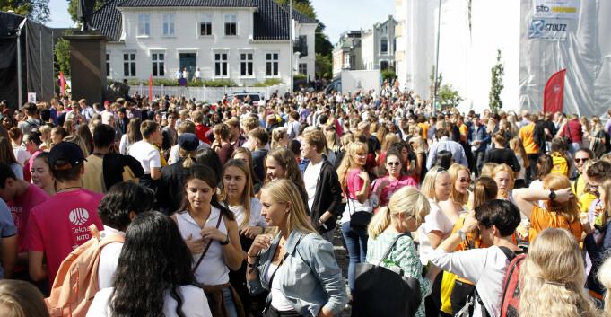 SHoT 2018: Fakulteter i Bergen har studentene som ruser seg oftest