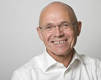 Prorektor for forskning og utvikling ved Nord universitet, Reid Hole.