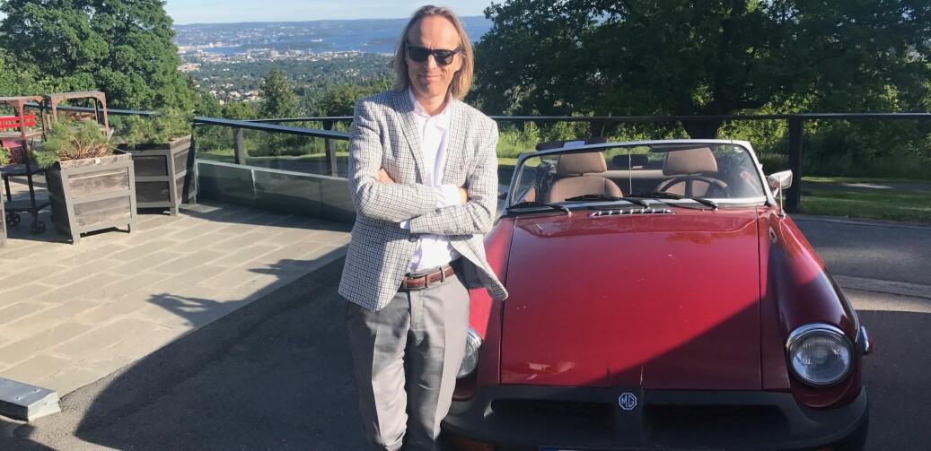 Det skal et velutviklet økosystem til for å løfte en entreprenør til suksess, skriver prorektor ved OsloMet, Morten Irgens. Foto: Privat
