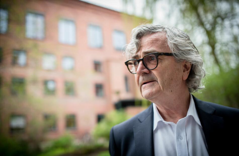 Leder i Forskerforbundet, Petter Aaslestad, mener at Plan S er et omfattende forslag på et komplekst felt som kan få store konsekvenser for norsk forskning og norske forskere. Foto: Skjalg Bøhmer Vold