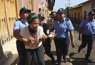 Samfundet i Trondheim fordømmer vold i Nicaragua