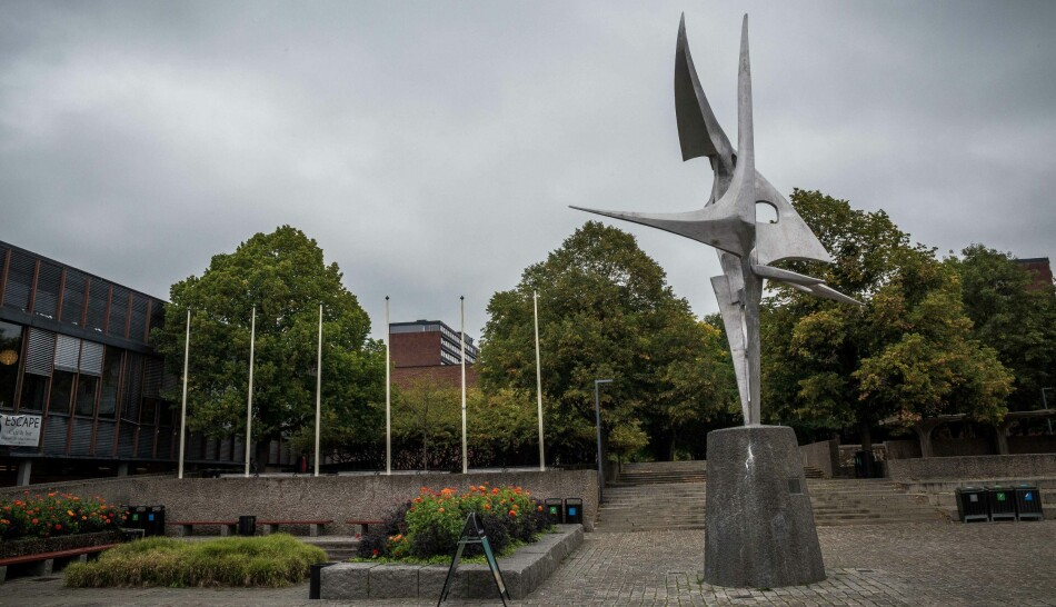 Saker om innsynsnekt ved Universitetet i Oslo dominerte saksbunken hos Felles klagenemnd i 2017: 39 av 64 innsynssaker stammet fra UiO. Foto: Siri Øverland Eriksen