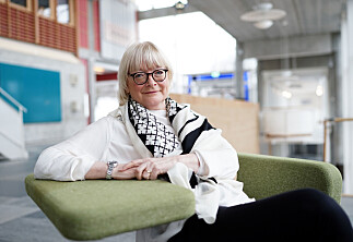 Nybø omprioriterer SAKS-midler. Rektor Berit Rokne er skuffet over manglende fusjonsstøtte.
