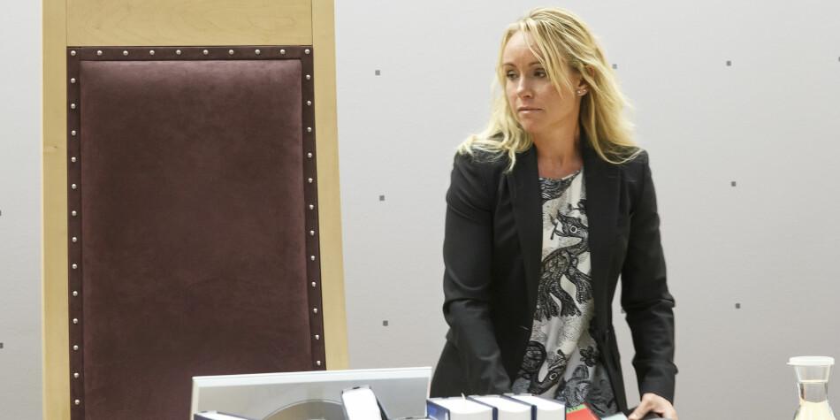 Marianne Klausen leder Felles klagenemnd. Hun er tidligere politiadvokat i Romerike politidistrikt og dommerfullmektig i Oslo tingrett og nå senioradvokat ved advokatfirmaet Føyen Torkildsen. Foto: Heiko Junge / NTB Scanpix