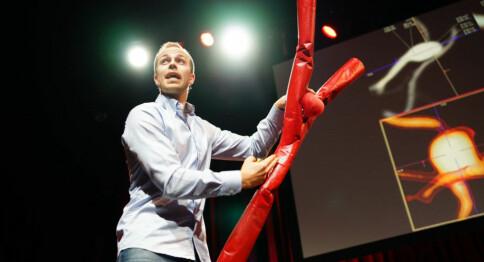 46 delfinalister skal bli til 10 finalister i Forsker Grand Prix