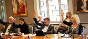 UiB: Vedtok at rektor må være professor