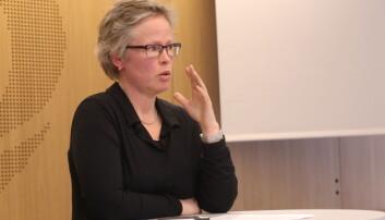 Guro Vadstein, NTL. Foto: Arbeiderpartiet