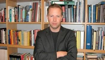 NTNU-forsker Øyvind Eikrem. Foto: Privat
