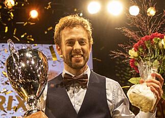UiS-forsker Ben David Normann vant Forsker Grand Prix