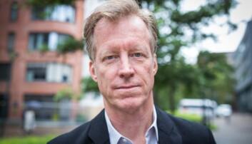 Curt Rice har argumentert for åpen fagfellevurdering i flere år. Foto: Siri Øverland Eriksen