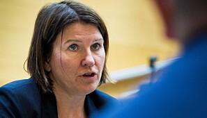 Kari Sollien, Akademikerne. Foto: Siri Øverland Eriksen