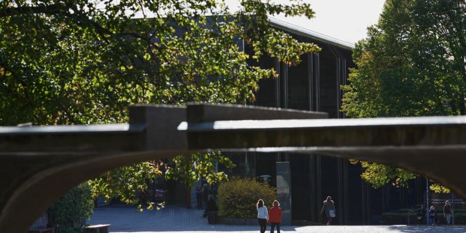 Hvordan vi planlegger, designer og bygger nye, offentlige bygg, samt hvordan gamle bygg vedlikeholdes og restaureres er avgjørende, skriver styremedlem i Liberale studenter. Foto: Siri Øverland Eriksen