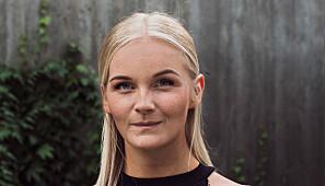 Maya Sol Sørgård, leder for Velferdstinget i Oslo og Akershus. Foto: Velferdstinget