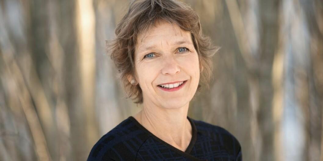— Beskyldningene om at jeg bedriver «synsing» faller på sin egen urimelighet, sier professor Berit Berg ved Institutt for sosialt arbeid på NTNU. Foto: NTNU