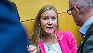 Mari Sundli Tveit, rektor ved NMBU. Foto: Siri Øverland Eriksen