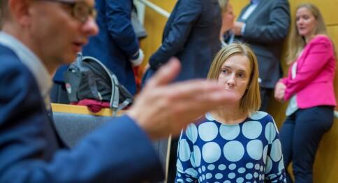 Nord: Ber om drahjelp for å få fart på forskningen for fjerde år på rad