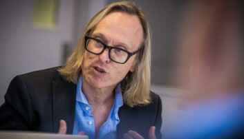Prorektor for forskning, Morten Irgens. Foto: Siri Ø. Eriksen