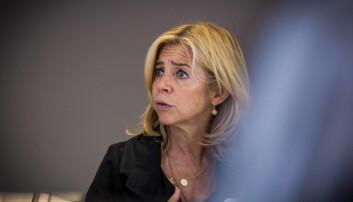 Prorektor for utdanning ved OsloMet, Nina Waaler.