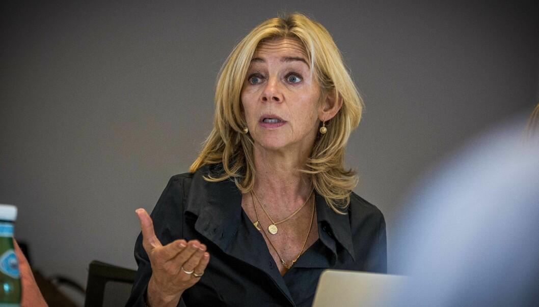 Prorektor ved OsloMet, Nina Waaler, har ledet det nasjonale prosjektet om utvikling av en arbeidslivsportal for høyere utdanning siden 2018. Ikke ulikt konseptet som Tom Knudsen nå har solgt inn til Universitetet i Bergen.