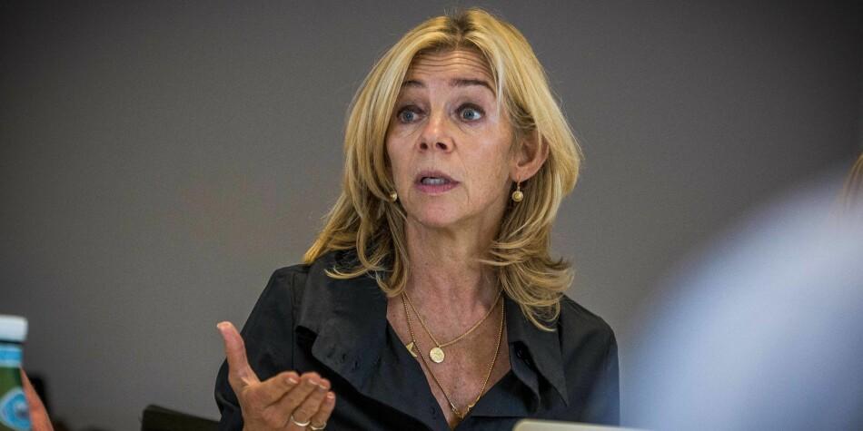 Prorektor Nina Waaler ved OsloMet kritiserer Langtidsplanen for forskning og høyere utdanning for å ha svak kobling mellom forskning og utdanning. Foto: Siri Øverland Eriksen