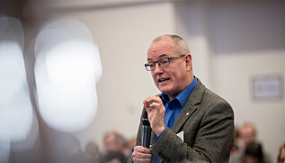 Styret mener Gunnar Bovim fortjener lønnstillegg. Foto: Skjalg Bøhmer Vold