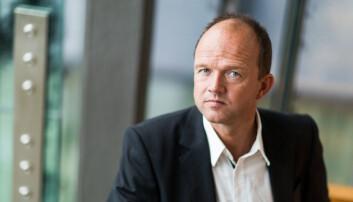 Ole Erik Almlid, fungerende NHO-sjef. Foto: NHO