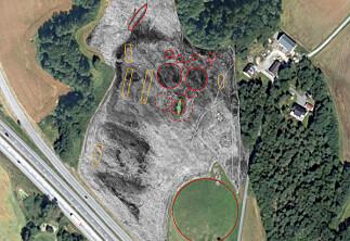 Har funnet spor etter vikingskip i Halden
