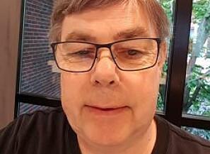 Arve Ebeltoft er hovedtillistvalgt for Norsk tjenestemannslag ved Universitetet i Agder