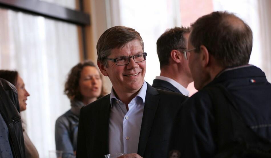 Svein Stølen mener Forskningsrådet kan lære av universitetene og åpne opp sine møter og sakspapirer. Foto: Siri Øverland Eriksen