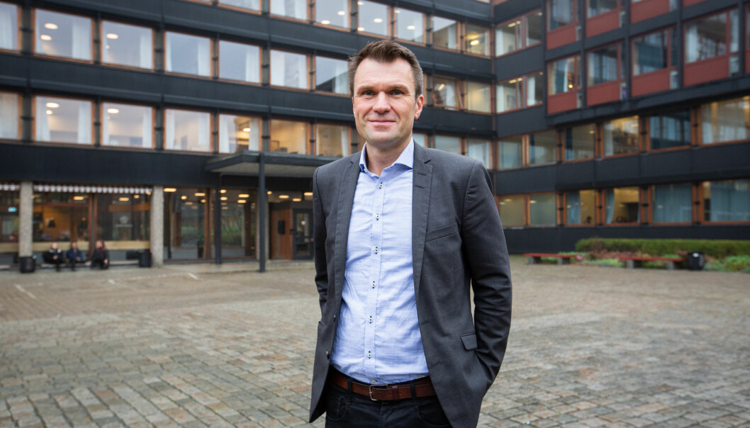 — På lang sikt er det grunn til bekymring for forskerkvaliteten hos humaniorastudentene, mener professor Torkel Brekke. Foto: Runhild Heggem