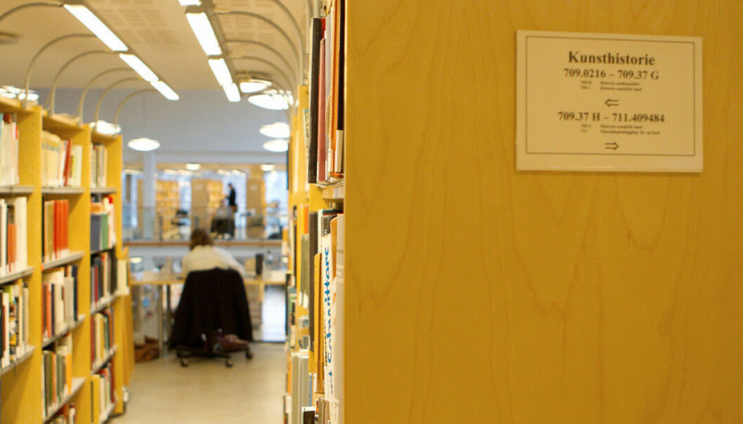 Ved OsloMet, der rektor Curt Rice har gjort seg til talsperson for å kutte ut norsk som publiseringsspråk, har berre 27 prosent av publikasjonane internasjonalt medforfattarskap.