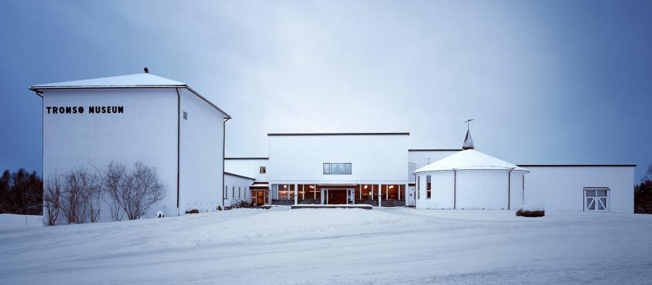 Tromsø Museum er redusert til en problemløser i det universitetetspolitiske regnskapet, skriver professor Ivar Bjørklund. Foto: Adnan Icagic/TMU