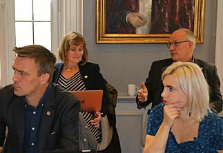 Budsjettkamp i Bergen: Vil gå i dialog med juss