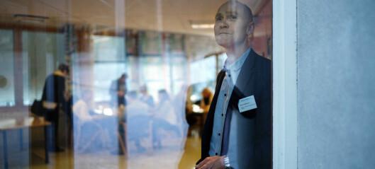 Fortsatt valgt rektor i Molde